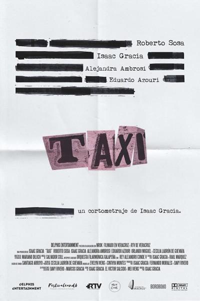 Caratula, cartel, poster o portada de Taxi