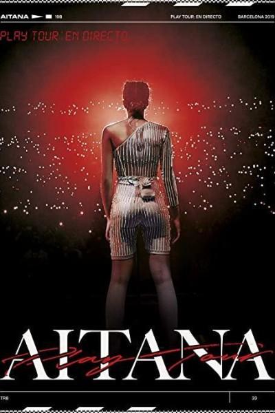 Caratula, cartel, poster o portada de Aitana Play Tour