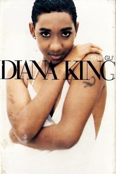 Caratula, cartel, poster o portada de Diana King: Shy Guy (B&W Version) (Vídeo musical)