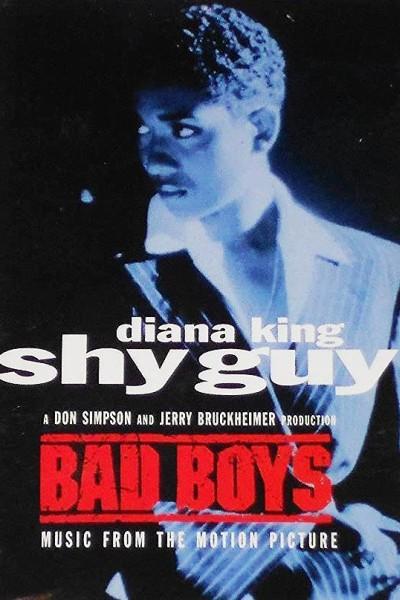 Caratula, cartel, poster o portada de Diana King: Shy Guy (Bad Boys Version) (Vídeo musical)