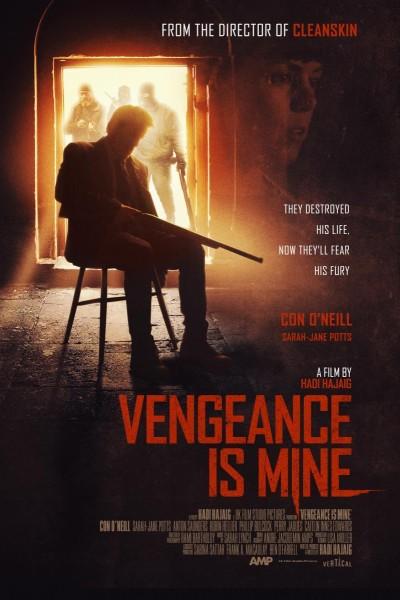 Caratula, cartel, poster o portada de Vengeance Is Mine