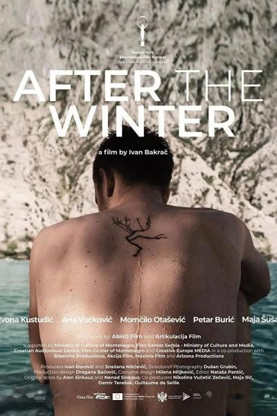 Caratula, cartel, poster o portada de After the Winter
