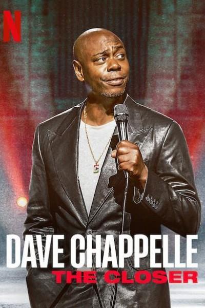 Caratula, cartel, poster o portada de Dave Chappelle: The Closer