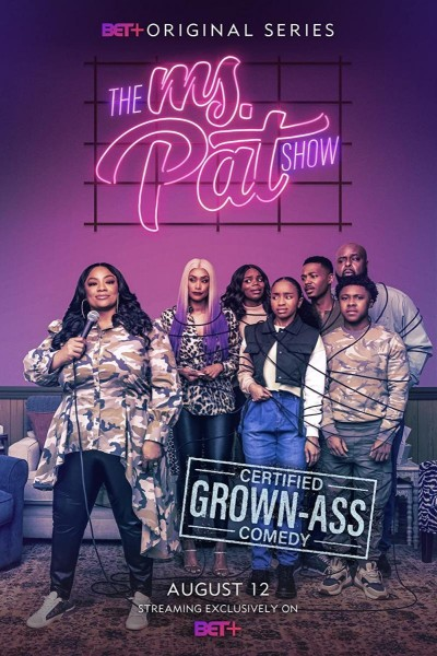 Caratula, cartel, poster o portada de The Ms. Pat Show