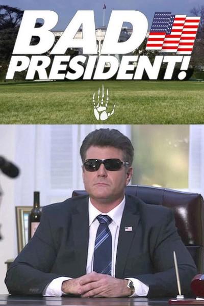 Caratula, cartel, poster o portada de Mal presidente