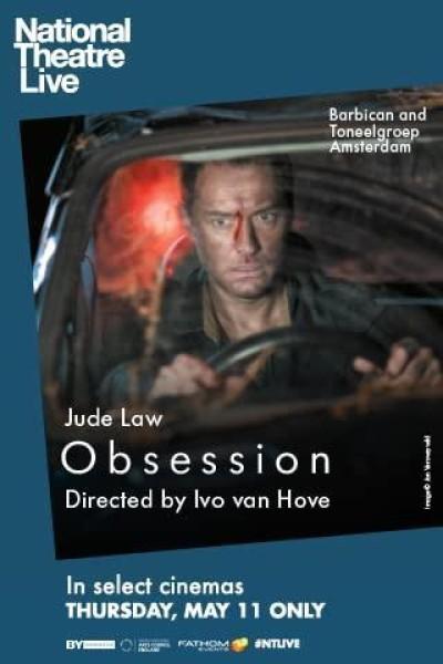 Caratula, cartel, poster o portada de National Theatre Live: Obsession