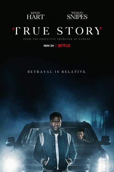 Caratula, cartel, poster o portada de True Story