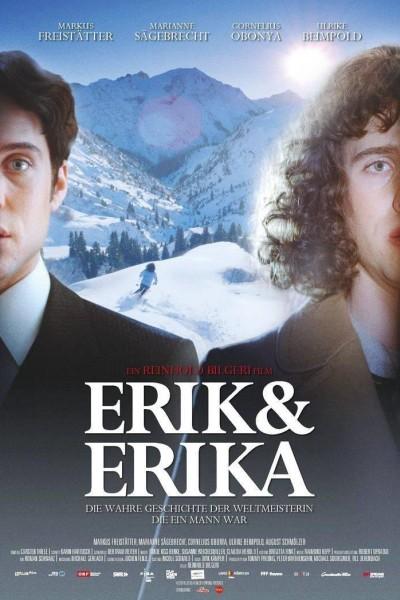 Caratula, cartel, poster o portada de Erik & Erika