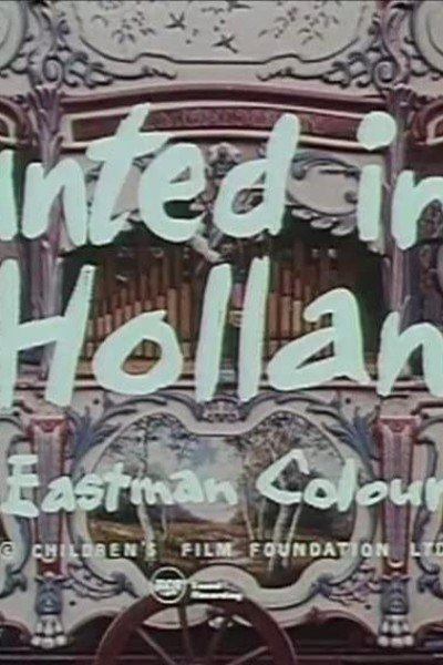 Caratula, cartel, poster o portada de Hunted in Holland