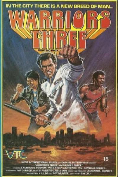 Caratula, cartel, poster o portada de Three Warriors