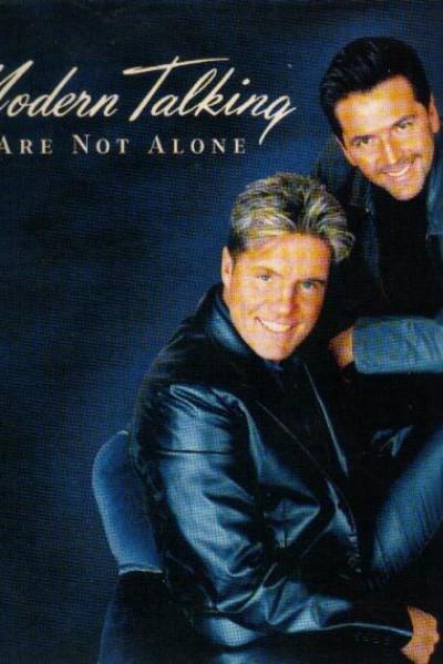 Caratula, cartel, poster o portada de Modern Talking feat. Eric Singleton: You Are Not Alone (Vídeo musical)