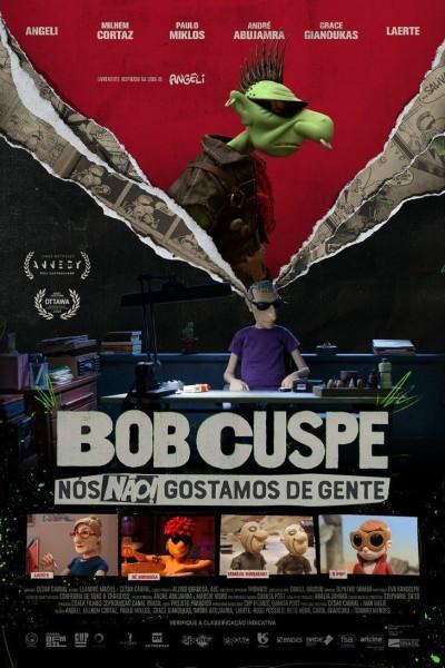 Caratula, cartel, poster o portada de Bob Spit: We Do Not Like People