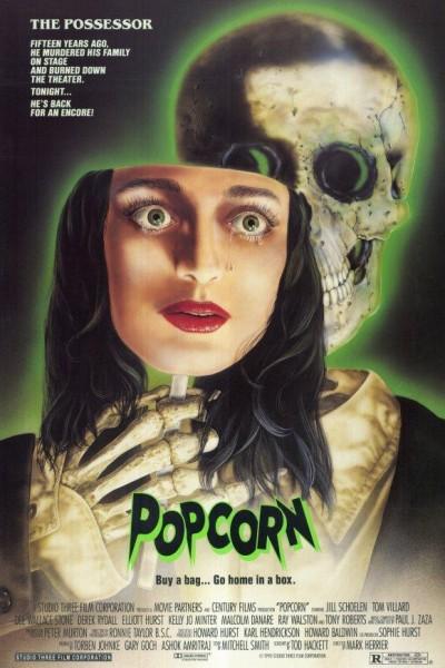 Caratula, cartel, poster o portada de Popcorn