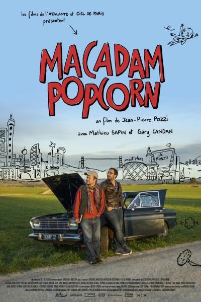 Caratula, cartel, poster o portada de Macadam Popcorn