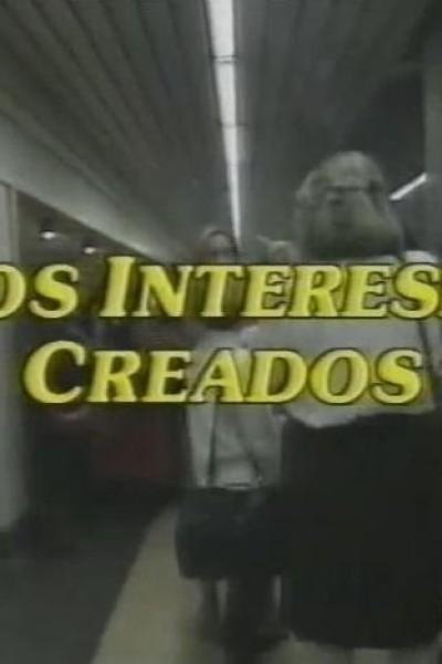 Caratula, cartel, poster o portada de Los intereses creados