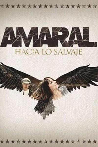 Caratula, cartel, poster o portada de Amaral: Hacia lo salvaje (Vídeo musical)