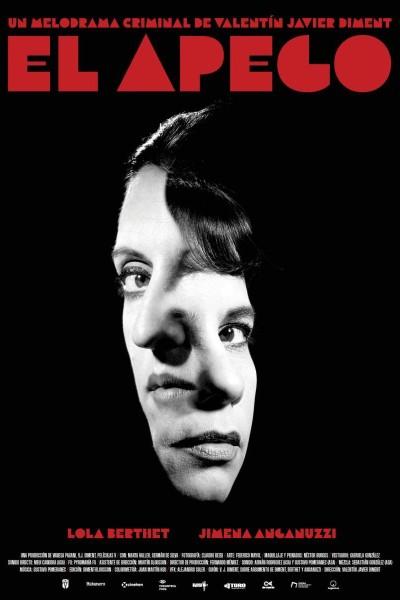 Caratula, cartel, poster o portada de El apego