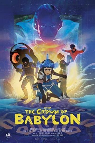 Caratula, cartel, poster o portada de Esluna: The Crown of Babylon