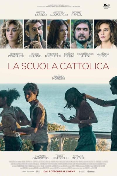 Caratula, cartel, poster o portada de La scuola cattolica
