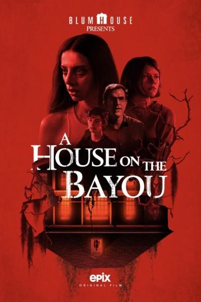 Caratula, cartel, poster o portada de A House on the Bayou