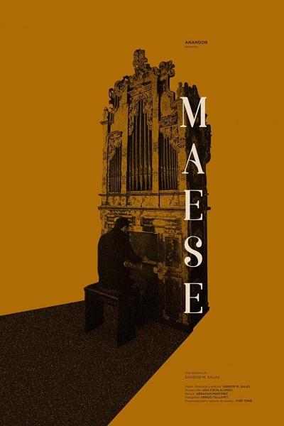 Caratula, cartel, poster o portada de Maese