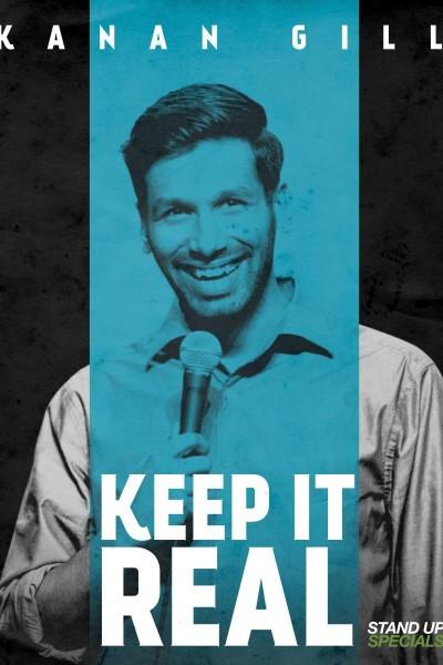 Caratula, cartel, poster o portada de Kanan Gill: Keep It Real