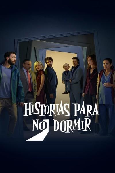 Caratula, cartel, poster o portada de Historias para no dormir