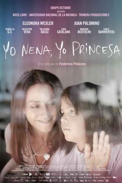 Caratula, cartel, poster o portada de Yo nena, yo princesa