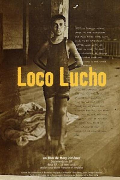 Caratula, cartel, poster o portada de Loco Lucho