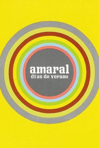 Caratula, cartel, poster o portada de Amaral: Días de verano (Vídeo musical)