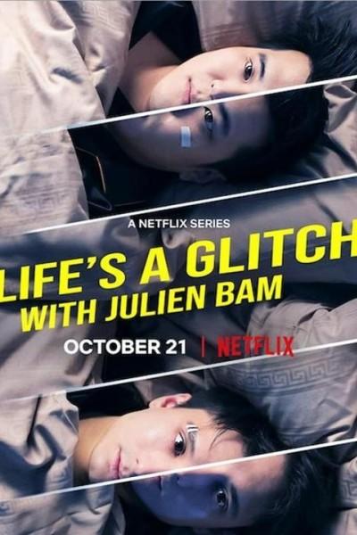 Caratula, cartel, poster o portada de La vida es una anomalía, con Julien Bam