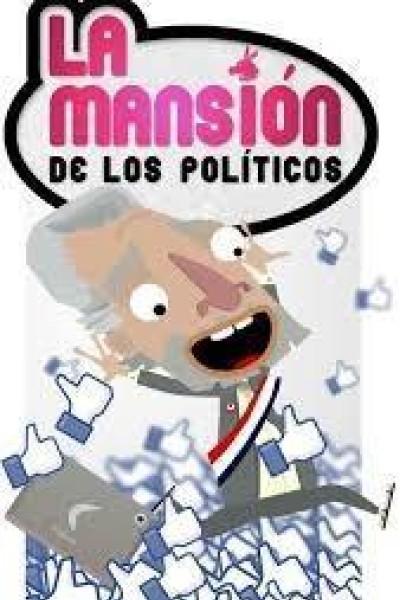 Caratula, cartel, poster o portada de La mansión de los políticos