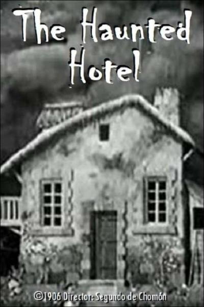 Caratula, cartel, poster o portada de La mansión encantada