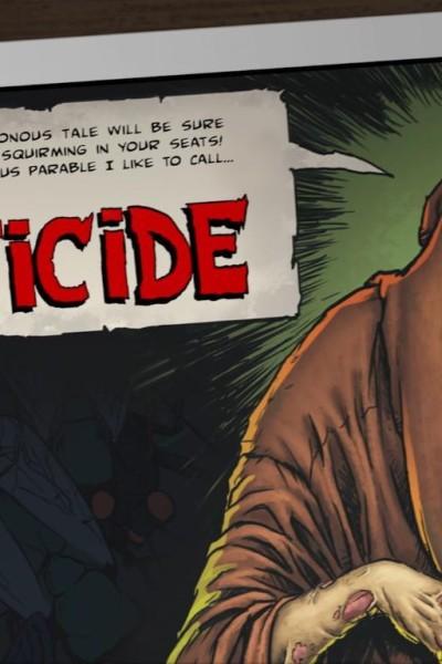 Caratula, cartel, poster o portada de Creepshow: Pesticide