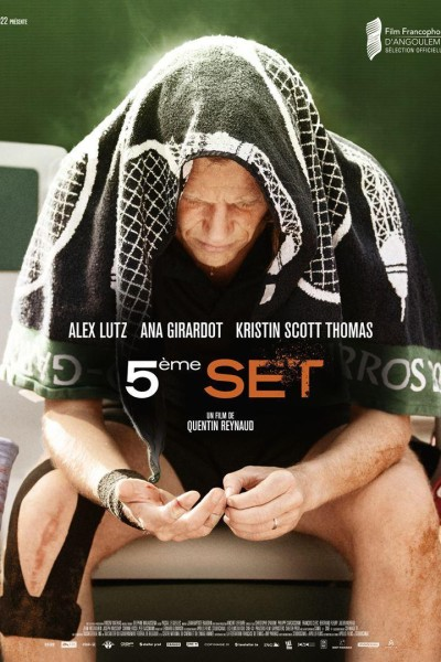Caratula, cartel, poster o portada de Cinquième set