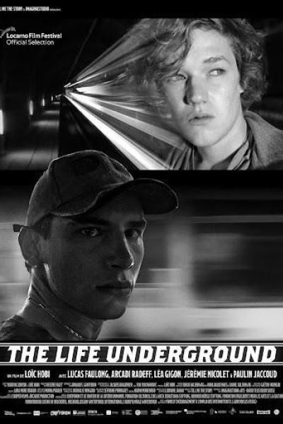 Caratula, cartel, poster o portada de The Life Underground