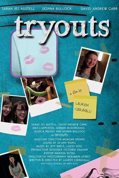 Caratula, cartel, poster o portada de Tryouts