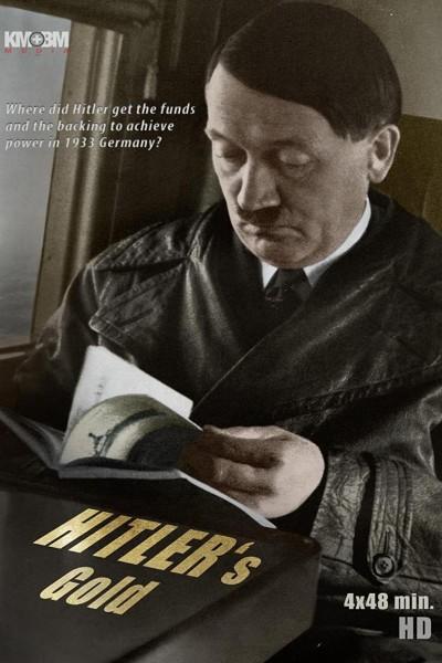 Caratula, cartel, poster o portada de El oro de Hitler