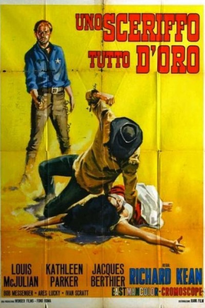 Caratula, cartel, poster o portada de Golden Sheriff
