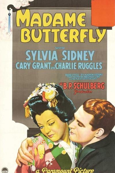 Caratula, cartel, poster o portada de Madame Butterfly