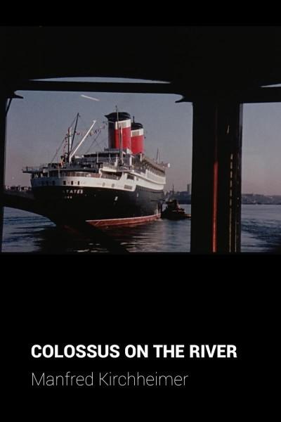 Caratula, cartel, poster o portada de Colossus on the River