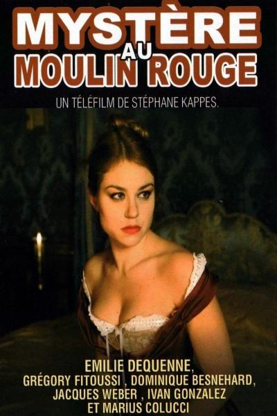 Caratula, cartel, poster o portada de Mystère au Moulin Rouge