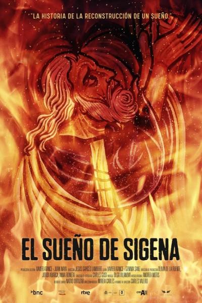 Caratula, cartel, poster o portada de El sueño de Sigena