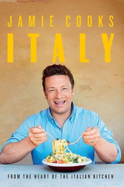 Caratula, cartel, poster o portada de Jamie cocina en Italia