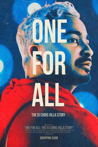 Caratula, cartel, poster o portada de One for All: The DJ Chris Villa Story