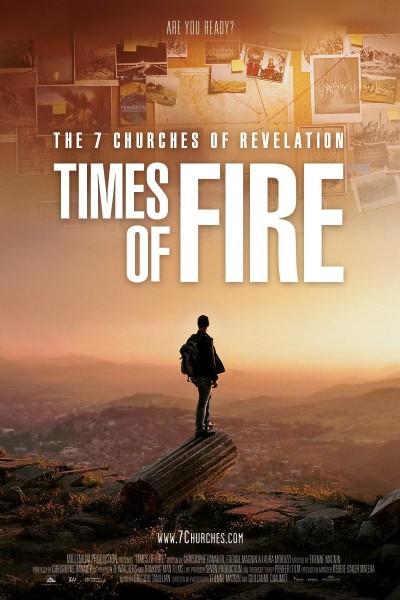 Caratula, cartel, poster o portada de The 7 Churches of Revelation: Times of Fire