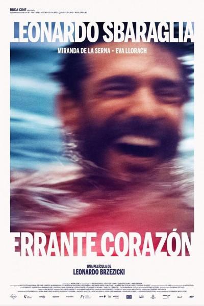 Caratula, cartel, poster o portada de Errante corazón