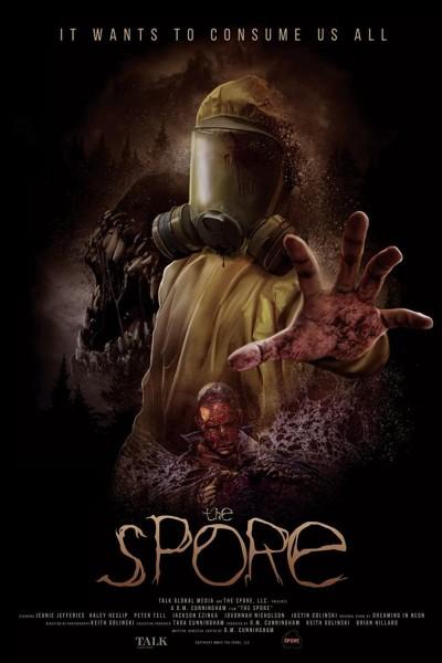 Caratula, cartel, poster o portada de The Spore
