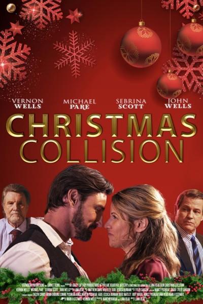 Caratula, cartel, poster o portada de Christmas Collision