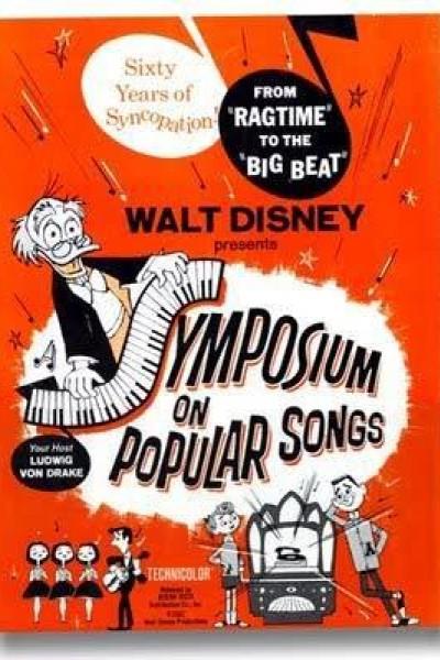Caratula, cartel, poster o portada de A Symposium on Popular Songs